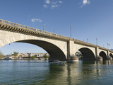 London Bridge  Havasu  Arizona  United States of America  North America