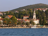 The Waterfront  Cavtat  Dalmatia  Croatia  Europe