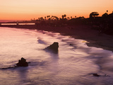 Corona Del Mar Beach  Newport Beach  Orange County  California  United States of America  North Ame