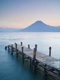 Santa Cruz La Laguna  Lake Atitlan  Western Highlands  Guatemala  Central America