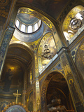 St Vladimir's Cathedral Interior  Kiev  Ukraine  Europe
