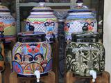 Talavera Pottery  Puebla  Historic Center  Puebla State  Mexico  North America