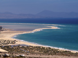 Playas De Sotavento  Fuerteventura  Canary Islands  Spain  Atlantic  Europe