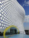 Selfridges Store Exterior  Bullring Shopping Centre  Birmingham  West Midlands  England  United Kin
