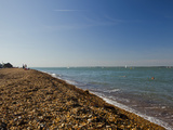 Cowes Beach  Isle of Wight  England  United Kingdom  Europe