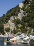 Vathy Harbour  Ithaca  Ionian Islands  Greek Islands  Greece  Europe