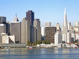 Downtown City Skyline  San Francisco  California  United States of America  North America