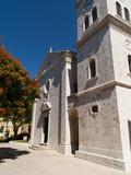 Franciscan Church  Sibenik  Dalmatia Region  Croatia  Europe