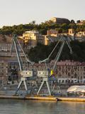 Port of Ancona  Ancona  Marche Region  Italy  Europe