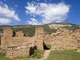 Jemez State Monument  Albuquerque  New Mexico  United States of America  North America