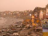 Man Mandir Ghat  Varanasi  Uttar Pradesh  India  Asia