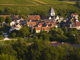 The Village of Sury En Vaux Near to the Famous Vineyards of Sancerre  Cher  Loire Valley  Centre  F