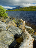 Loch Rannoch  Perthshire  Scotland  United Kingdom  Europe