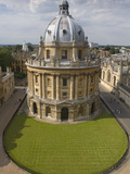 Radcliffe Camera  Oxford University  Oxford  Oxfordshire  England  United Kingdom  Europe