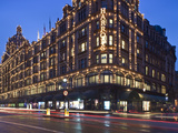 Harrods  Kensington  London  England  United Kingdom  Europe