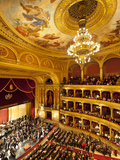 State Opera House (Magyar Allami Operahaz) with Budapest Philharmonic Orchestra  Budapest  Central