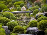 Hojo Hasso (Zen) Garden  Tofuku-Ji  Kyoto  Japan  Asia