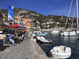 Villefranche Sur Mer  Alpes Maritimes  Cote D'Azur  French Riviera  Provence  France  Europe
