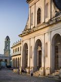 Iglesia Parroquial De La Santisima Trinidad  Trinidad  UNESCO World Heritage Site  Cuba  West Indie