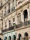 Paseo De Marti (Prado)  Havana  Cuba  West Indies  Central America