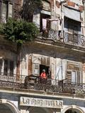 Havana Vieja  Cuba  West Indies  Central America