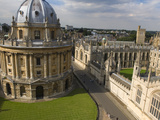 All Souls College  Oxford University  Oxford  Oxfordshire  England  United Kingdom  Europe