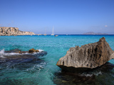 Cala Rossa  Trapani  Favignana Island  Sicily  Italy  Mediterranean  Europe