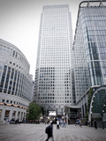 Canary Wharf  Docklands  London  England  United Kingdom  Europe
