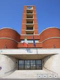 Fascist Architecture  Asti  Piedmont  Italy  Europe