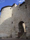 Portail De L Orme (Gate of the Elm)  Old Town  Vieil Antibes  Antibes  Cote D Azur  French Riviera