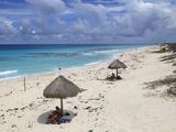 Public Beach on the East Coast  Cozumel Island (Isla De Cozumel)  Quintana Roo  Mexico  Caribbean
