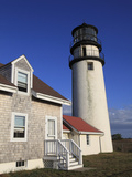 Cape Cod Highland Lighthouse  Highland Light  Cape Cod  North Truro  Massachusetts  New England  Un