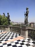 El Castillo De Chapultepec (Chapultepec Castle)  Chapultepec Park  Chapultepec  Mexico City  Mexico