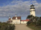 Cape Cod Highland Lighthouse  Highland Light  Cape Cod  North Truro  Massachusetts  New England  Un