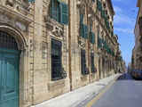 Auberge De Castille One of Valletta's Most Magnificent Buildings  Valletta  Malta  Mediterranean  E