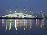 The O2 Arena  Docklands  London  England  United Kingdom  Europe