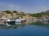 Port De Soller  Mallorca  Balearic Islands  Spain  Mediterranean  Europe