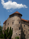 The Frankopan Castle  Built in the 16th Century Close the Gorge of the River Dobra  Ogulin  Karlova