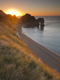 Durdle Door  Dorset  Jurassic Coast  UNESCO World Heritage Site  England  United Kingdom  Europe