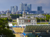 Greenwich Park  London Olympic 2012 Equestrian and Modern Pentathlon Test Event  National Maritime