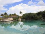 Lagoon  Chankanaab National Park  Cozumel Island (Isla De Cozumel)  Quintana Roo  Mexico  Caribbean