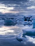 Jokulsarlon  South Iceland  Iceland  Polar Regions