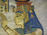 Amun Her Khepeshef Tomb  West Bank of the River Nile  Thebes  UNESCO World Heritage Site  Egypt  No