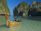 Maya Bay  Kho Phi Phi Leh  Krabi Province  Thailand  Southeast Asia  Asia