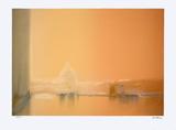 Venise Fond Orange