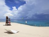 Beach  Chankanaab National Park  Cozumel Island (Isla De Cozumel)  Quintana Roo  Mexico  Caribbean
