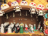 Day of the Dead Folk Art  Oaxaca City  Oaxaca  Mexico  North America