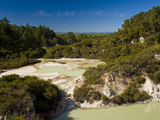 Wai-O-Tapu Thermal Wonderland  North Island  New Zealand  Pacific
