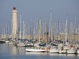 The Marina in Setes  Languedoc-Roussillon  France  Europe