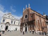 The Basilica Di San Giovanni E Paolo  Venice  UNESCO World Heritage Site  Veneto  Italy  Europe